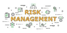 Risk management is a systematic and disciplined process to handle risks in every aspect of a project, including project management and tech. Project Risk Management, Risk Management Strategies, Enterprise Architecture, Financial Markets, Good Communication, Line Icon, Life Cycles, Assessment, How To Plan