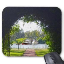 #paddlesteamer #rivermurray Cruising The River Murray  #mousepad