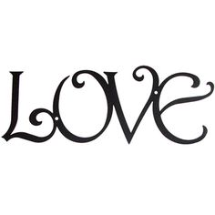 OFF - Wrought Iron Wall Decor - Love Item Height: In. Item Width: In.Item Length: In. Product Weight: 9 ozColor: Packaging: Product is sold Individually (you are purchasing one item)Material: wrought iron containing alloys of to carbon an Wrought Iron Wall Decor, Metal Wall Decor, Metal Wall Art, Wall Art Decor, Wall Text, Love Wall Art, Good Day Song, Love Design, Metal Walls