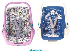 Blast from the past! Maxi cosi 30years of car seat experiences!