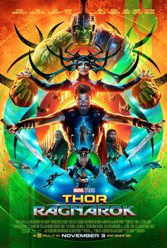 #posters #movies #thor #ragnarok