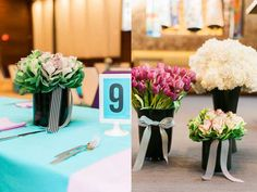 Musical Bat Mitzvah details | event planning by As Sweet As It Gets Events