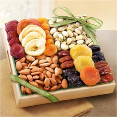 Thank You Gifts - Assorted Dried Fruit Tray Gift