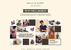 Balls and Glory --  Meat balls of fire :)