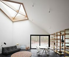 Plain Living in Touch with Nature, by Low Architecten