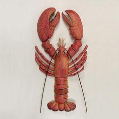 Giant Lobster Wall Art