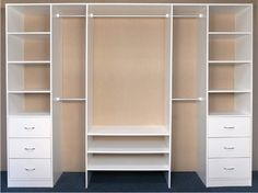 Custom Wardrobes - Built-in's