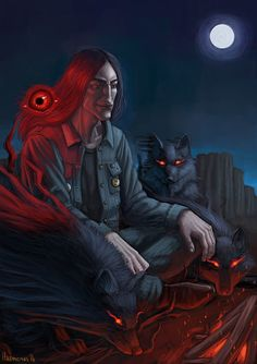 Randall Flagg from The Stand Stephen King. WTF2016. Упороволки такие упоро&#1...