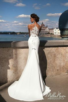 Milla Nova Naomi Wedding Dress