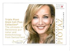 Jacqueline Piotaz Swiss Skin Care Concept (Neuheit 2012) - http://www.vjansen.com/jacqueline-piotaz-swiss-skin-care-concept-neuheit-2012/