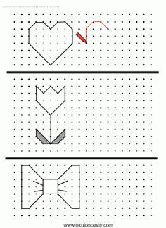 Simetri tamamlama çalışma sayfaları indir çıkar yazdır. Free symmetry worksheet printables. страницы завершения симметрии.