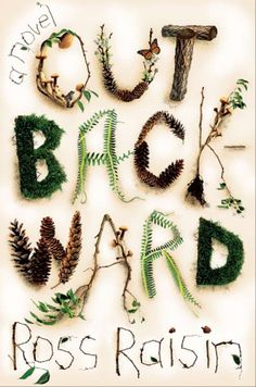 "Great cover (Robin Bilardello)  {""Making a whole alphabet out of flora"" is going on my creative to-do list. -nicole}"