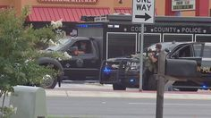 COBB COUNTY BANK ROBBERY: All hostages released from Cobb County bank; suspect still inside | WSB-TV