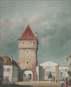 Image Sibiu Romania, Taj Mahal, Building, Painting, Travel, Image, Art, Google, Art Background