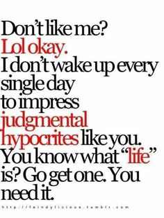 quotes about hypocrites - Google Search