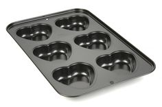 Adorable heart shaped cupcake/muffin pan