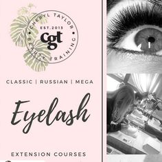 """468e94cf8a7 Katie Navein on Instagram: """"#repost @cheryl_taylor_ ・・・ 🌸 New Eyelash  Extension Course Date Added 🌸 - Due to high demand we have added another  date for ..."""