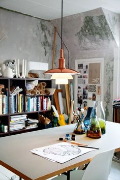Creative workspace | Daily Dream Decor