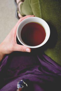 From coffee to tea...never say never! #theteaspot #tea #drinks #infusors