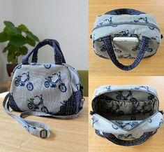 ミニボストンバッグ | コッカファブリック・ドットコム|布から始まる楽しい暮らし|kokka-fabric.com