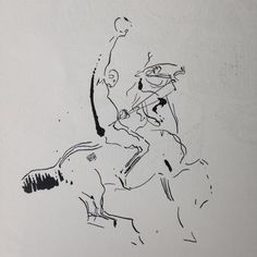 Heinrich Kley horse - Google Search Drawing Sketches, Drawings, Gesture Drawing, Ink Illustrations, Horse Art, Summer Work, Horses, Ipad Pro, Students