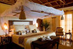 The Palms Hotel - Zanzibar. Villa bedroom