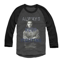 "Jared Padalecki ""ALWAYS KEEP FIGHTING"" Limited Edition Merch ""When life beats you down, NEVER give up. Proceeds from my FIRST EVER limited edition shirt will go to ""To Write Love On Her Arms"", to help people struggling with depression, addiction, self-injury and suicide.""   Female, Unisex, Sweaters available in style drop-down!   **WORLDWIDE SHIPPING**"
