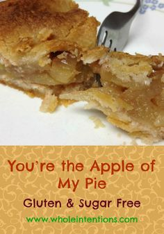 You're The Apple of My Pie - Whole Intentions