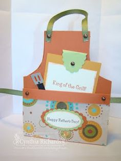 front father's day card