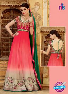 If you want to buy designer anarkali salwar suits online. Then come on our website here you will find latest collection of designer anarkali salwar suits Online at low prices.