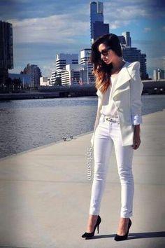 White combination