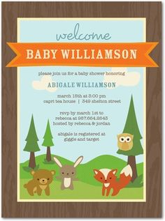 This and hundreds of adorable baby shower invitations by Tiny Prints.