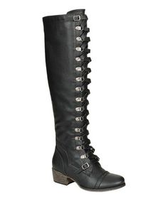 Mama want. Not sure if it'd work with my work outfits, but, these #over-the-knee #boots are sexy.  #zulily find