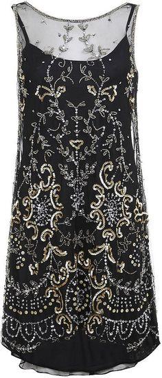 126 Robes Rétro Pour Une Soirée à Thème Great Gatsby