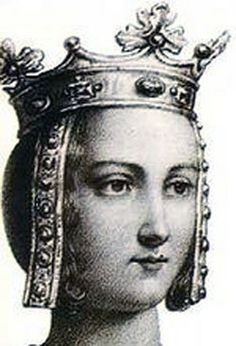 Isabelle of Hainaut First Queen of Philip II Augustus King of France Family Tree With Pictures, Queen Isabella, Plantagenet, Wars Of The Roses, Early Middle Ages, French History, She Wolf, All In The Family, Grave