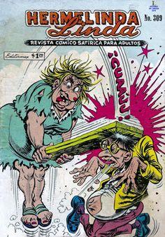 Comics Mexicanos de Jediskater: Hermelinda Linda No. 309, Pedigri, Septiembre 29 d...