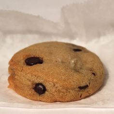 Salted Chocolate Chip cookie from Ovenly in NYC
