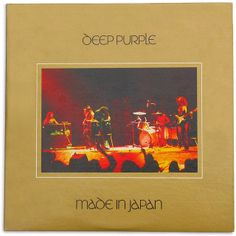 Deep Purple made in japan | photo