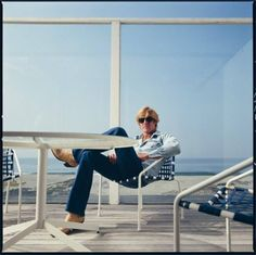 Redford. photo by Annie Leibovitz - the impossible cool.