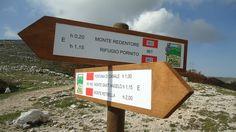 Segnaletica escursionistica