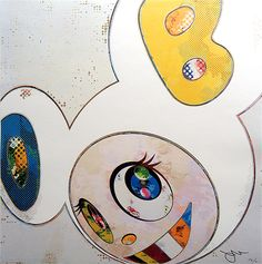 Takashi Murakami Prints for sale - And Then x6 (White: The superflat method, yellow and blue ears) Takashi Murakami Prints for sale - And Then x6 (Vermilion: The superflat method) https://www.artetrama.com/en/artworks/takashi-murakami-and-then-x6-white-the-superflat-method-yellow-and-blue-ears #murakami #takashimurakami #pop #dob #print #superflat #andthenandthenandthen