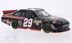 Chevrolet Impala, No.29, Richard Childress Racing, Budweiser, Nascar