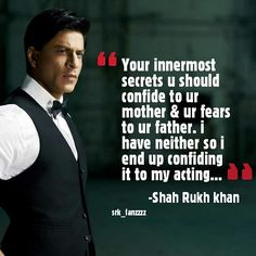 TRUE PASSION Bollywood Quotes, Bollywood Actors, Shah Rukh Khan Quotes, Psychology Fun Facts, Real Friendship Quotes, Motivational Quotes, Inspirational Quotes, Celebration Quotes, Shahrukh Khan