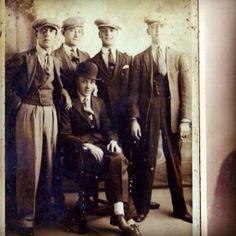 Flatcaps 1920 Londoners