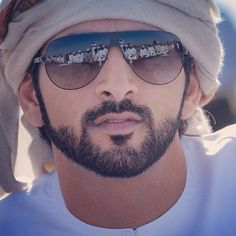 Sheikh Hamdan bin Mohammed bin Rashid Al-Maktoum, Crown Prince of Dubai, photo by @Ali_essa1
