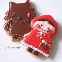 Perfects!!! #pinterest #ameizingpartiesandmore #festamenina #cookies #decoratedcookies #festa #festejando #festasinfantis #festaspersonalizadas #fiestasinfantiles #cumpleaños #kids #kidsparty #kidspartyideas #ideasforparty #ideas #bolachas #bolachasdecoradas #party #pretty #perfect #chapeuzinhovermelho #charming #charmoso #criatividade #redhidinghoodparty #bdayparty