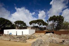 Musealization of the Archaeological Site of Praça Nova of São Jorge Castle – JLCG Arquitectos