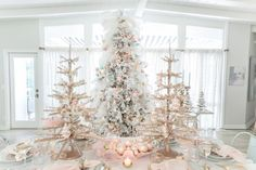 White Lilac Inc. is an event design company with experience in producing a wide range of special events with custom designed details and execution. Elegant Christmas, Blue Christmas, Christmas Holidays, Christmas Tree, Christmas Ideas, Pink Blue, Lilac, Event Design, Special Events