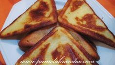 Brazilian Cheese Bread in the Sandwich Grill - Pam*B Low Carb Keto, Low Carb Recipes, Healthy Recipes, Brazilian Cheese Bread, Health And Nutrition, French Toast, Sandwiches, Good Food, Food And Drink