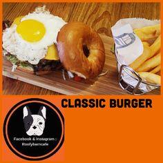 Classic Burger  https://www.facebook.com/roofybarandncafe/